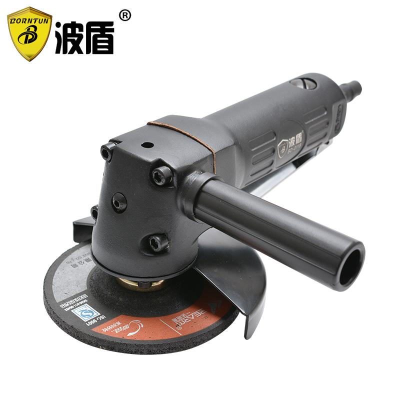 波盾 气动角磨机 磨光机 风动砂轮机 磨光机 角向打磨机 BD-0118,可领取3元天猫优惠券