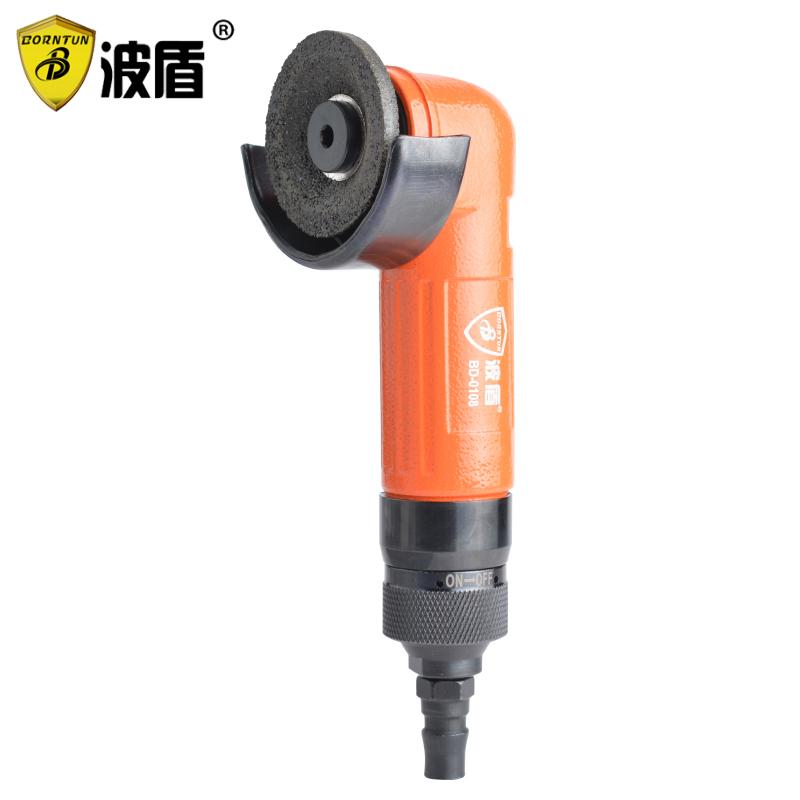 波盾 2吋气动角磨机 50mm风动角向磨光机 迷你角向砂轮机 BD-0108,可领取10元天猫优惠券