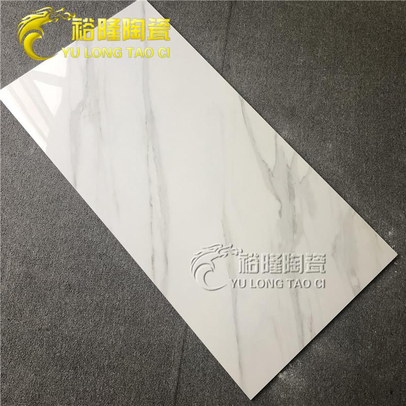 现代简约通体大理石瓷砖600x1200客厅地砖大板背景墙砖防滑地板砖包邮