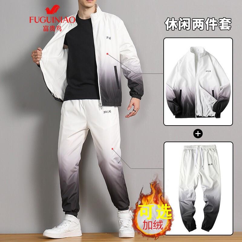 教练夹克怎么搭配裤子:教练夹克搭配卫衣