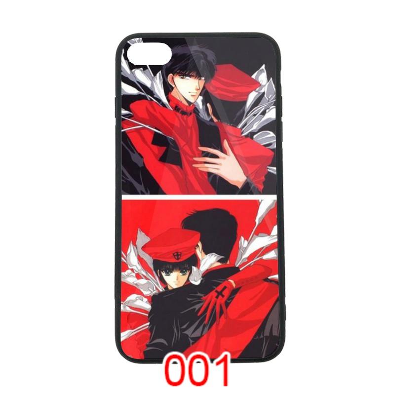 Tokyo Babylon mobile phone case iPhone XR glass case Apple iPhone 8 / 7 / 6splus / X 8272
