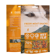 Dog Vegetable Dried Dog Food Mixed with Rice, Dog Snack, Pet Vegetable Dried 460G Nutritional Dried Dog Food Refusing to Pickle