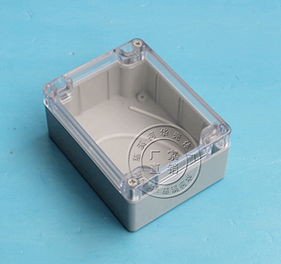 塑料电源仪表壳体防水外壳*出线盒
