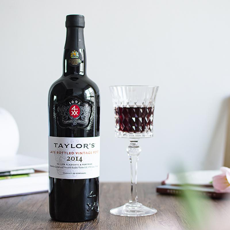 LBV标杆!泰来晚装瓶年份钵酒Taylor's Port葡萄牙波特酒甜红酒