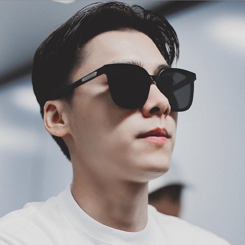 中國代購 中國批發-ibuy99 男士太阳镜 2020新款is超火男士墨镜 网红潮流开车方形眼睛女太阳眼镜潮男