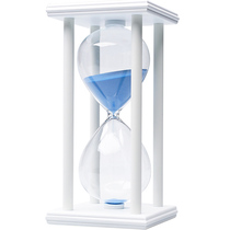 Hourglass Timer Decoration Creative personality Simple Modern do not take the usual road graduation birthday gift Boys Custom