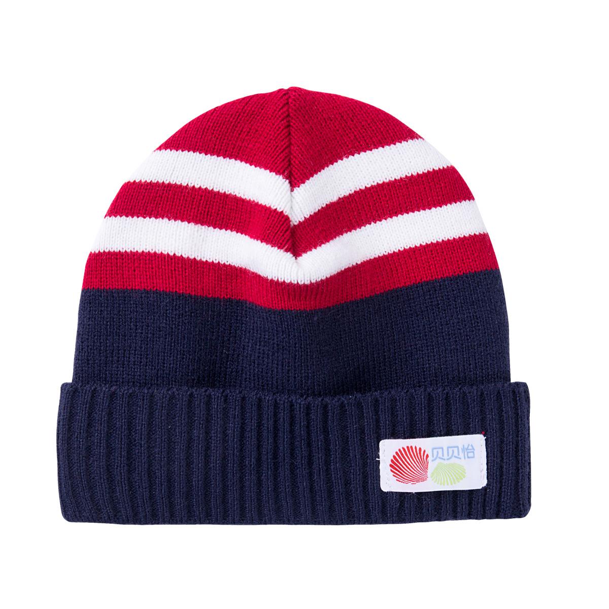 貝貝怡嬰兒 兒童保暖帽