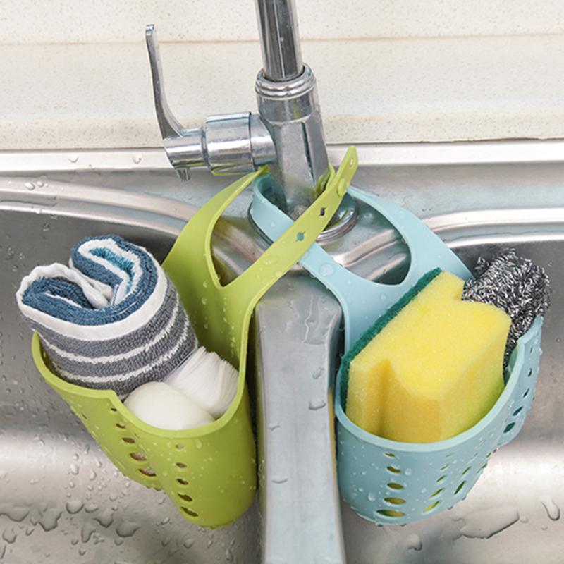 厨房水槽置物架沥水篮收纳小挂件水龙头小东西用品家用大全小百货12月01日最新优惠