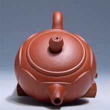Special quality products, raw ore, purple sand pot, famous brand, genuine handmade lotus flower goods teapot.