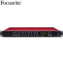 Focusrite Scarlett octopre 8-Way channel Microphone Amplifier studio Instrument Word put