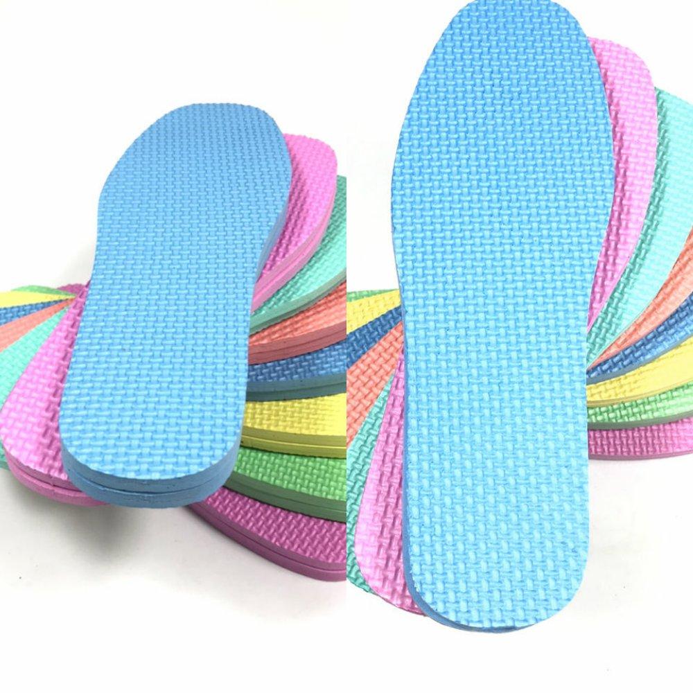 10双装水田靴专用垫男女雨靴水鞋垫冷库屠宰场保暖泡沫自发热鞋垫图片