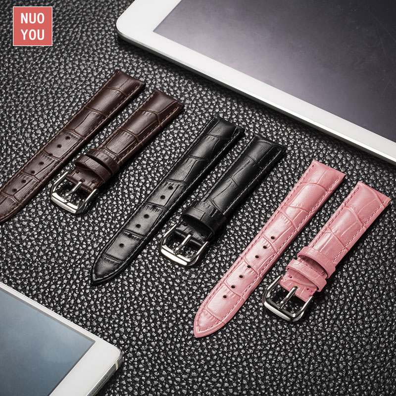 Leather leather strap 12 13 15 17mm, Casie Denis and other brands of watch accessories for men and women