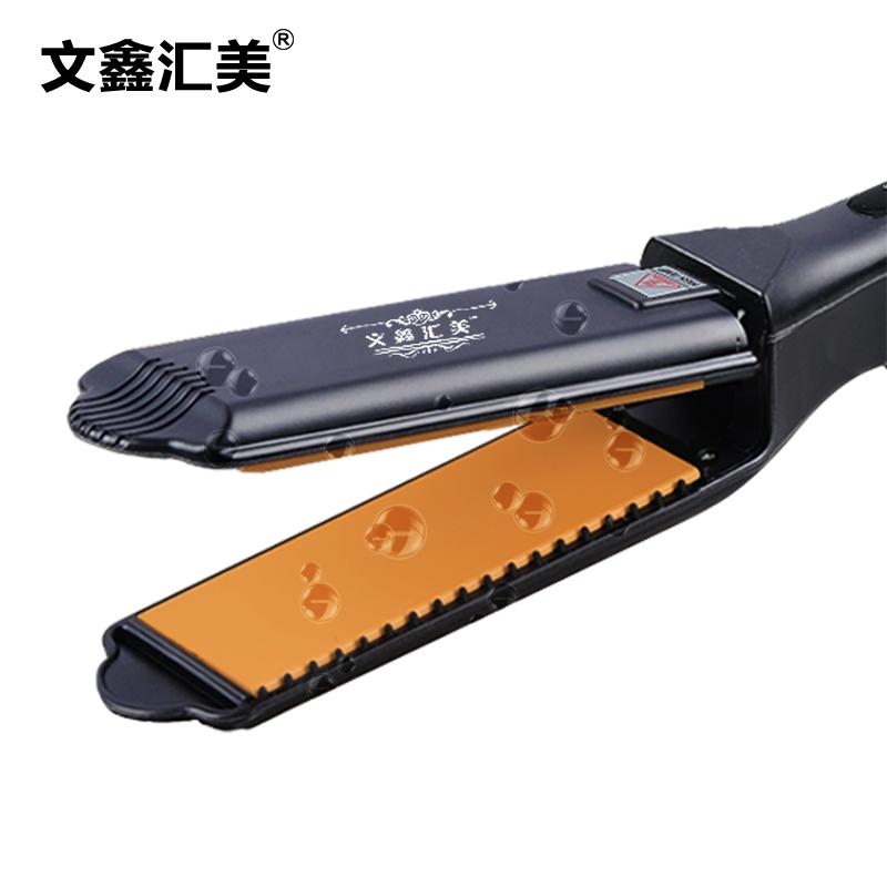 陶瓷電夾板直發器不傷發玉米須燙蓬鬆夾板玉米燙直板夾頭發拉直板