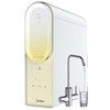 美的净水器家用厨房自来水净水机智能家电RO反渗透净水器澎湃800G