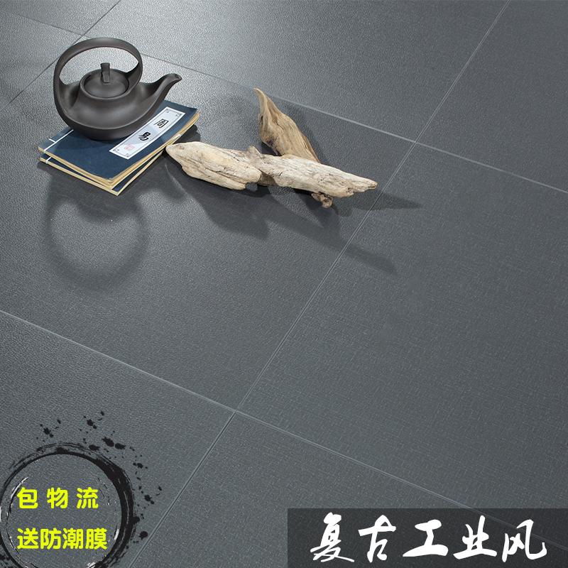 [水泥] принт серый [工业风木地] панель [强化复合木地] панель [方形酒吧服装店工业风地] панель