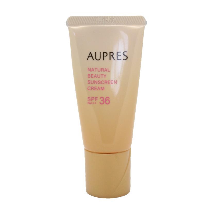AUPRES/欧珀莱净采修颜防晒霜隔离霜化妆品防晒带遮瑕30g面部女士
