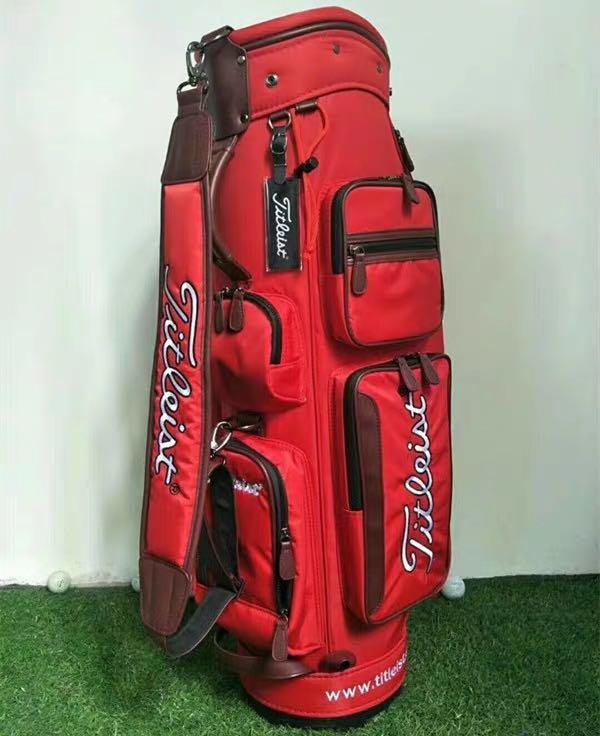 新款高尔夫球包 男女款轻型标准单肩球袋 通用球杆包袋 golf bag