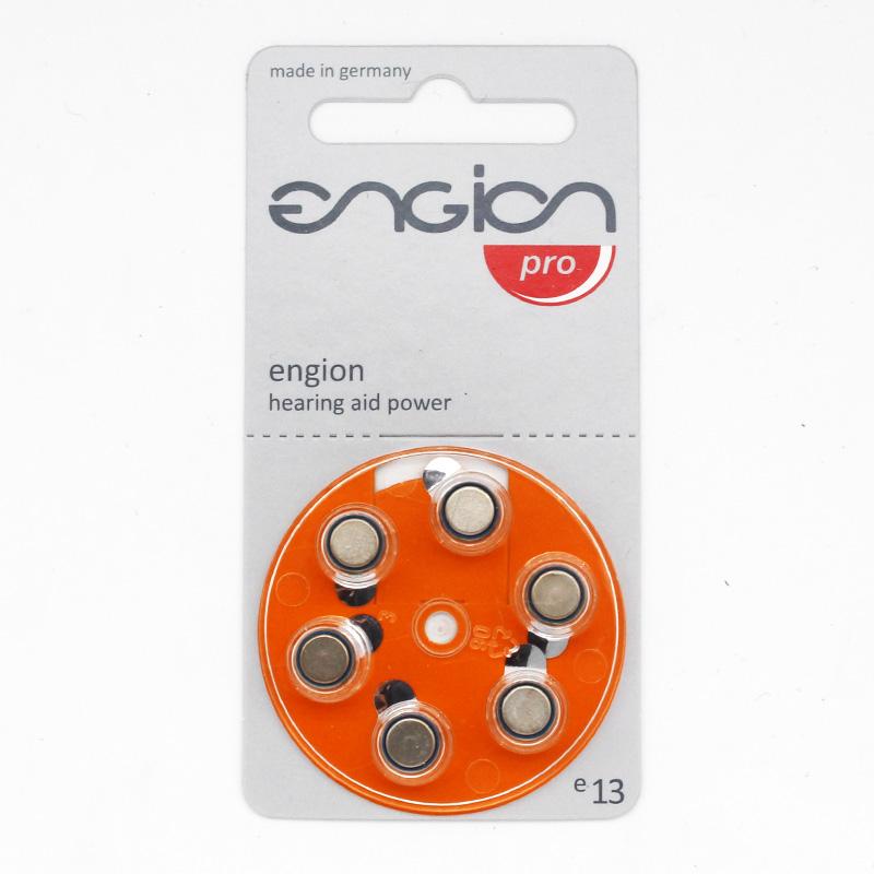 Engine to power powerone hearing aid battery zinc air mercury free elderly a13e13p13 button Electronics