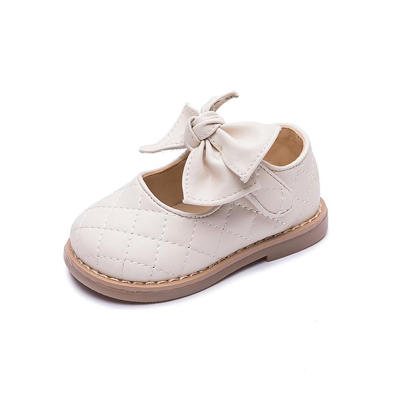 宝宝公主鞋春秋款1-2岁幼儿皮鞋质量如何