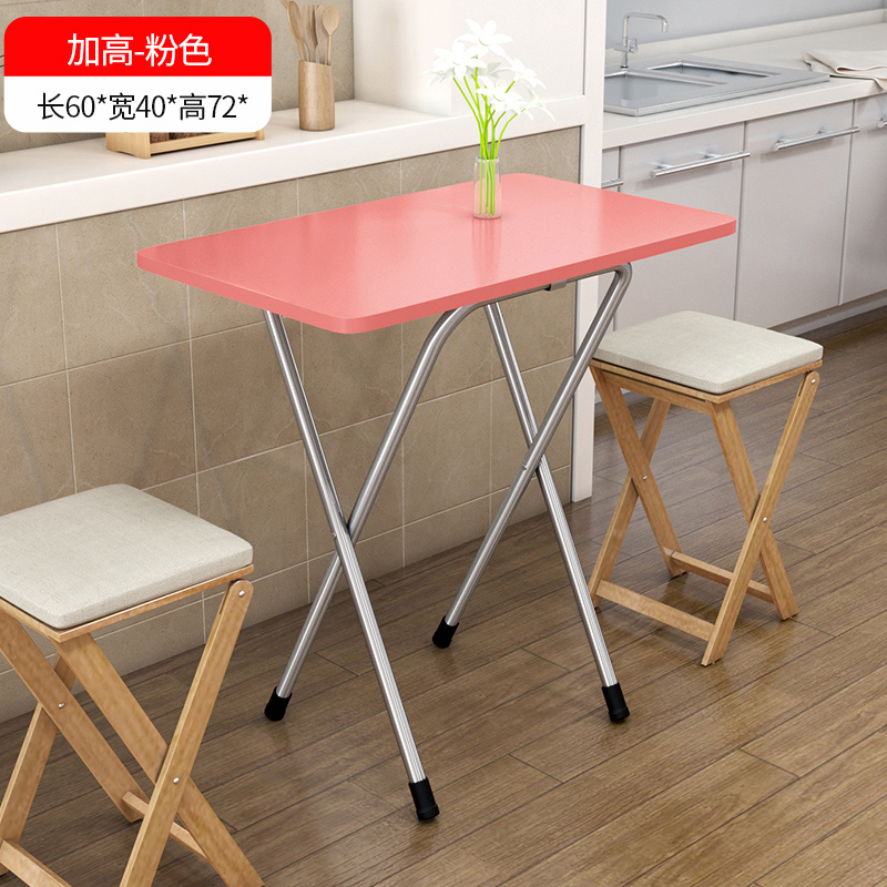 可折叠桌简约出租屋家用吃饭桌子热销15件限时抢购