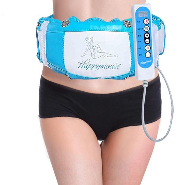 抖动摔脂减肚腩神器甩脂机啤酒肚减肥器瘦身腰带电动腰部男女通用