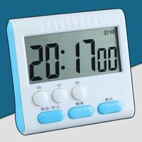 计时器倒记厨房定时器电子提醒器秒表学生时间管理做题闹钟家用