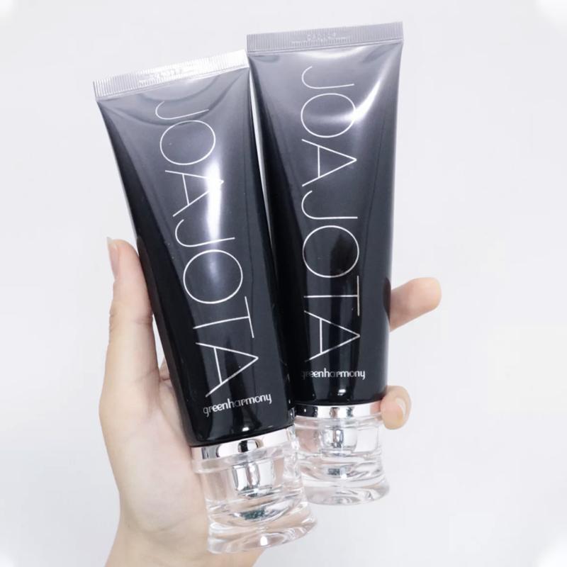 韓國joajota小黑管洗面奶氨基酸女男士專用深層清潔控油祛痘黑頭