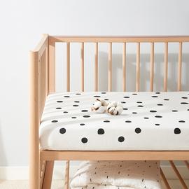 弗贝思婴儿床床笠纯棉幼儿园床单儿童床罩宝宝隔尿床垫套四季定制