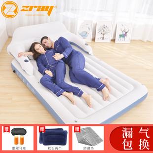 可折叠加厚空气床便携户外午休充气床垫单人气垫床双人家用Zray