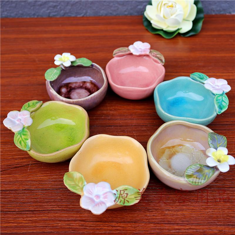 Oil bottle, bottle, ceramic, ice crack, spa spa tray, mask bowl, beauty salon, beauty decoration, accessories, tools set.