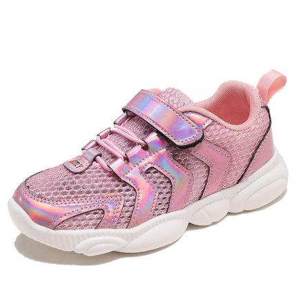 女童2019春款新款儿童单鞋运动鞋