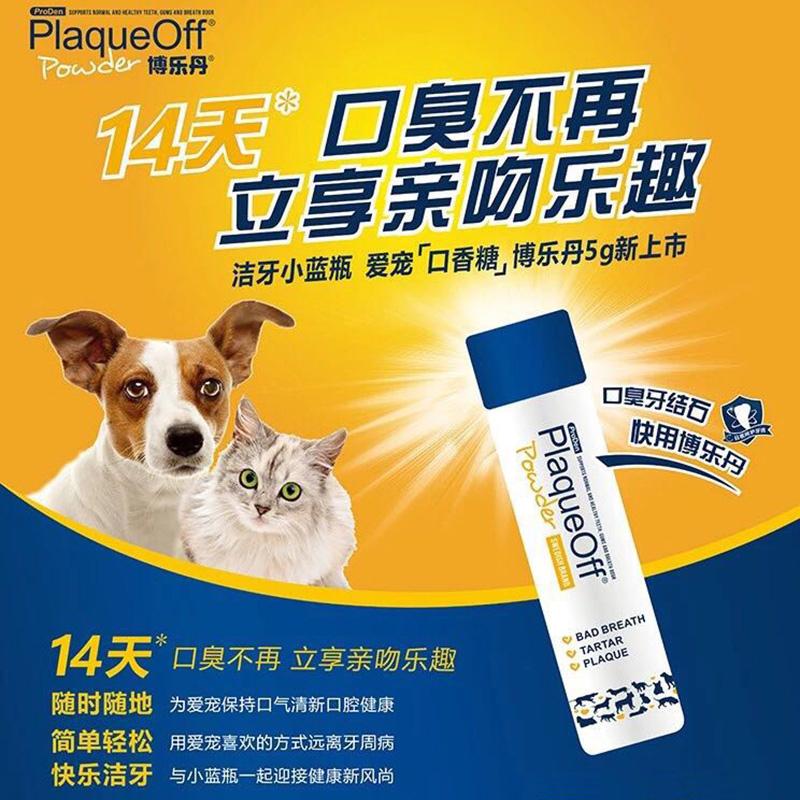 狗狗猫咪洁牙粉