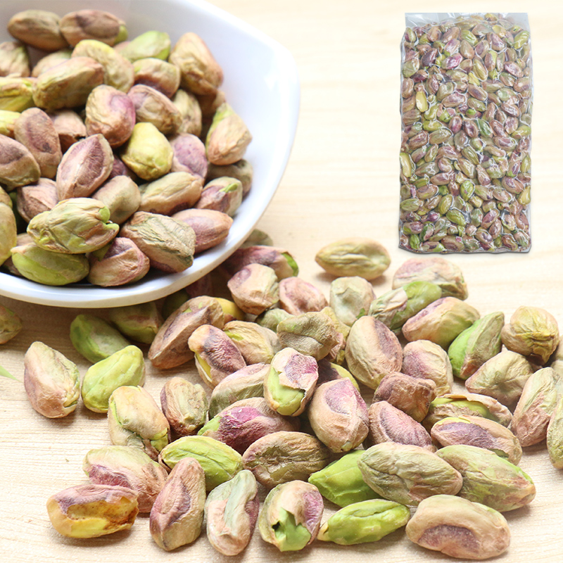 Chuqu - baked raw materials original baked SHELLLESS happy nuts 500g nuts snacks specialty stir fry wholesale