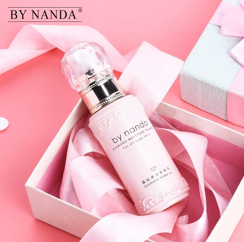 妆前乳 保湿控油提亮肤色定妆粉底液 水润清透打底不油腻隔离霜