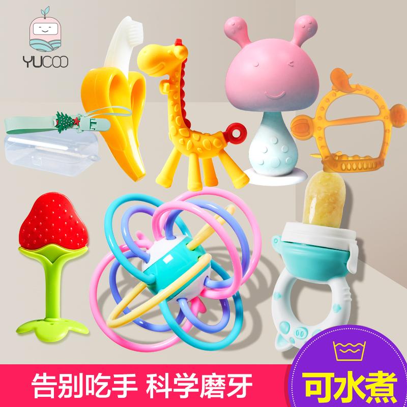 Детские соски / Игрушки для прорезывания зубов Артикул 574479004616