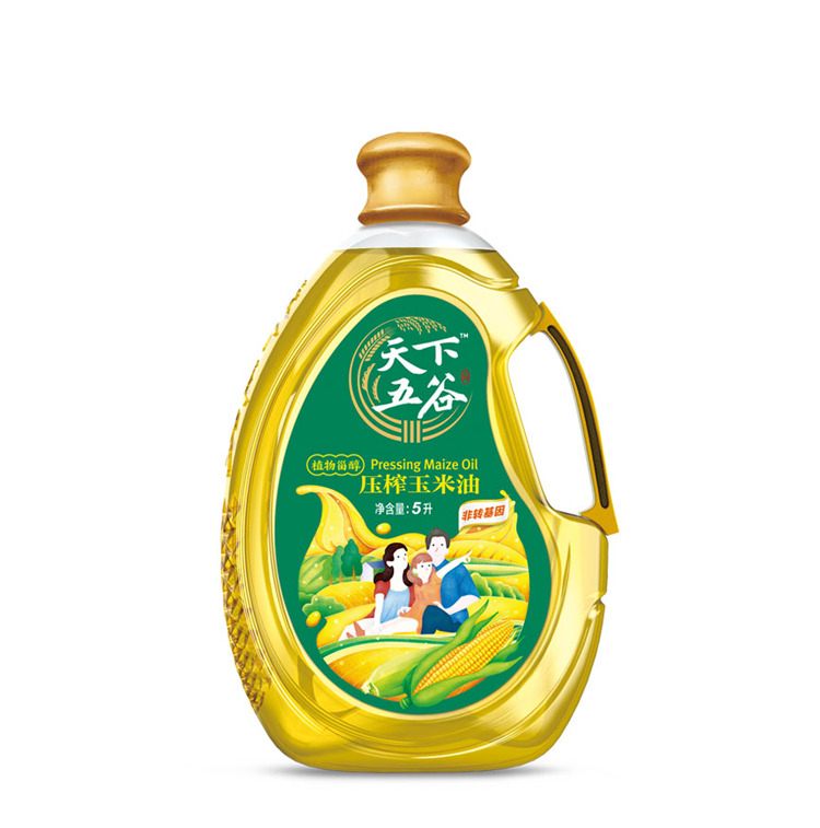 Shuangpin Shopping Festival - promotion package of 5L corn oil with phytosterol