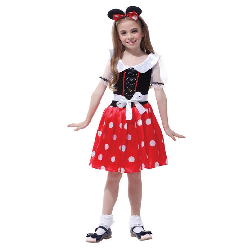 节节日表演服装淘气妮妮公主扮演套装节日服饰妮妮万圣节儿童