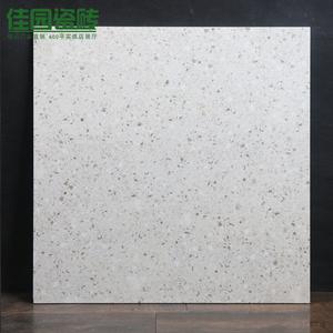 灰色仿古砖600X600客厅餐厅防滑地砖耐磨地板砖水磨石瓷砖纯色砖