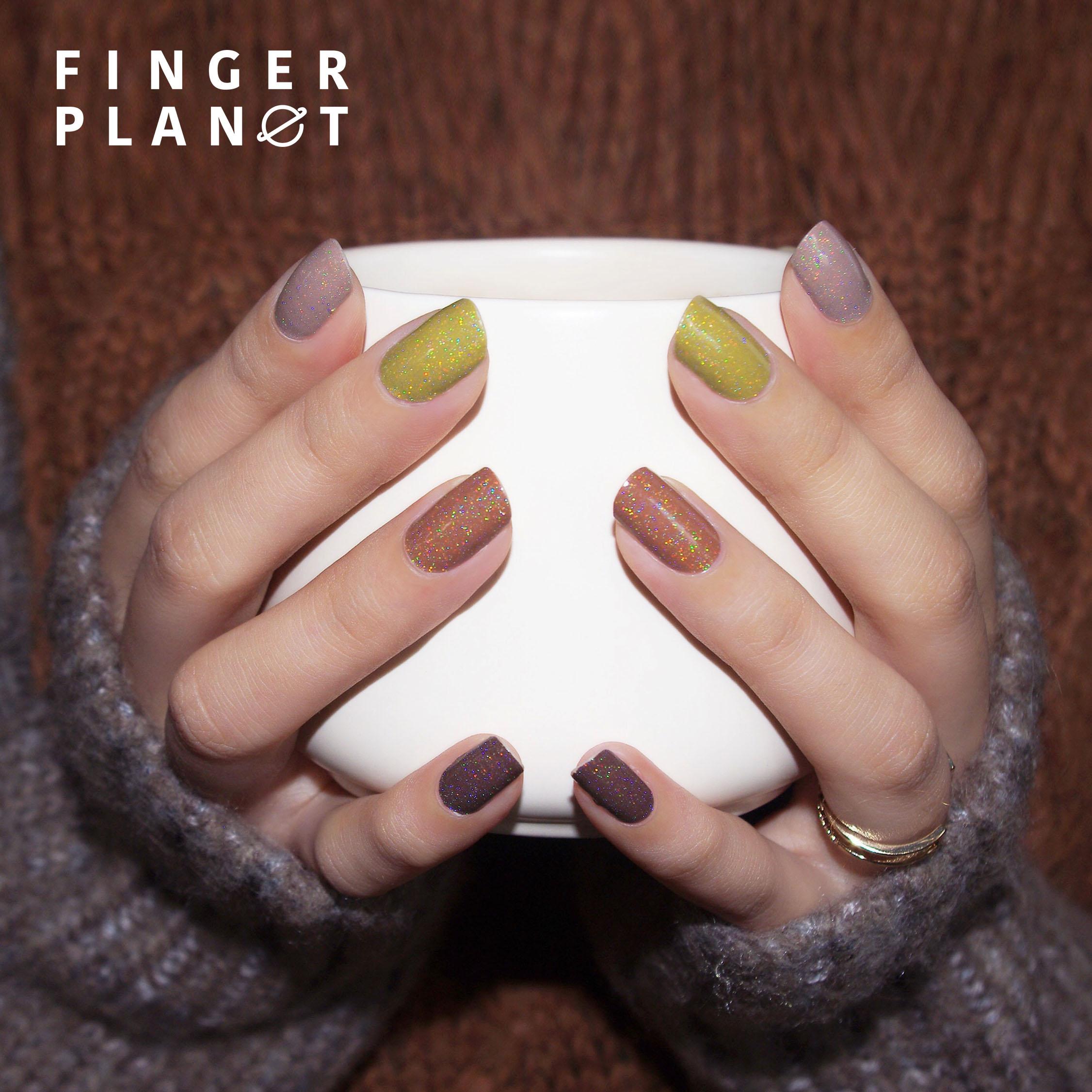 Planet FINGERPLANET Manicure Nail polish nail polish nail polish Nail Manicure