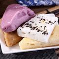 宁波传统糕点 多口味酒酿发糕 米糕 水塔糕纯手工制作320克