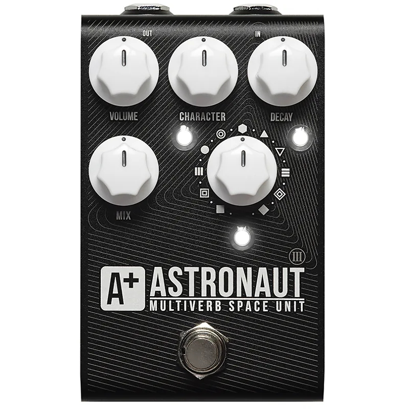 A+ by Shift Line Astronaut 3 Ambient Space Reverb 混响效果器