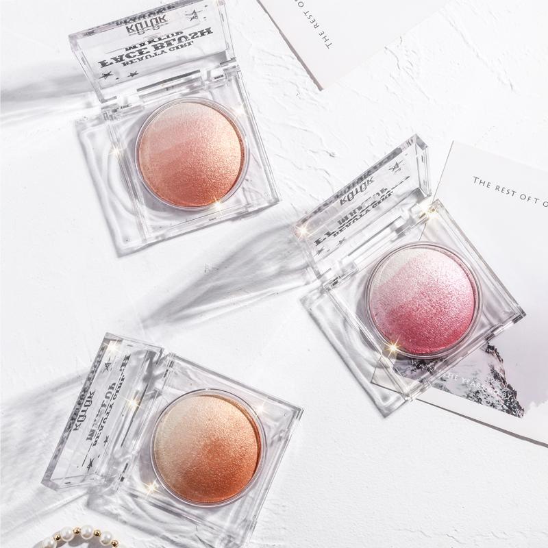 11月28日最新优惠彩虹芯渐变珠光烘培高光元气眼影盘