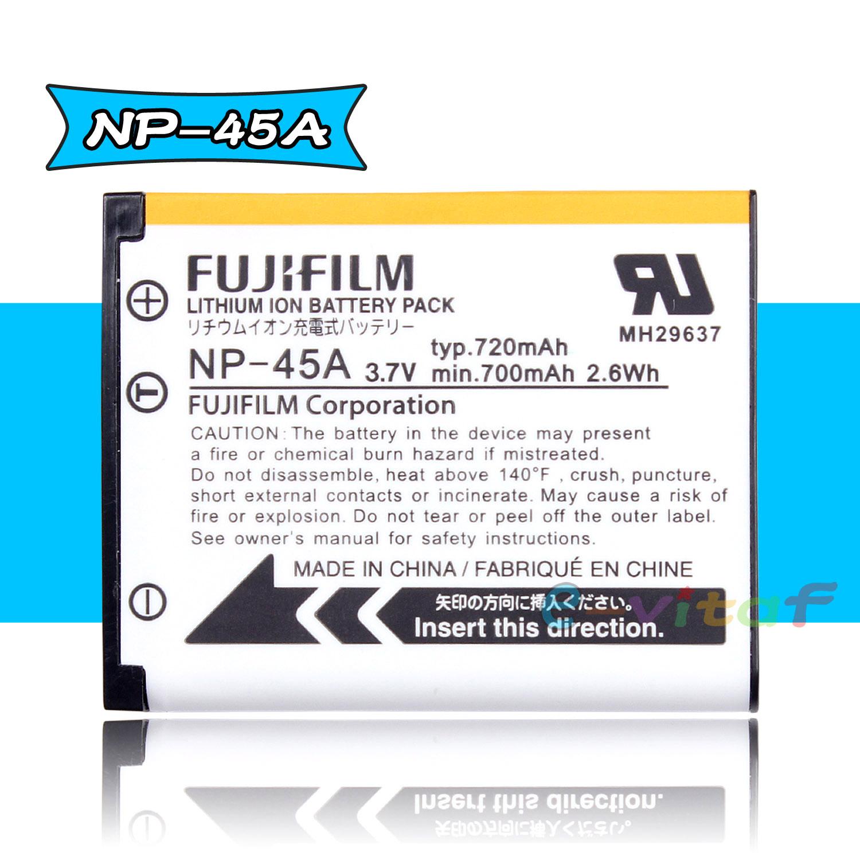 数码相电池JZ305AZ900拍立得mini90 富士NP-45原装JX505Z100相机