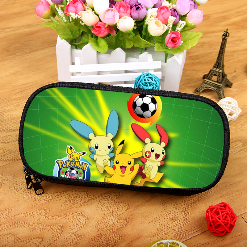Jinlin baokemeng large capacity pencil case pencil case stationery case make up bag can be customized