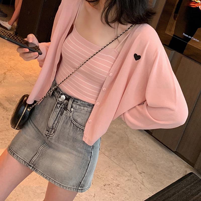 (用5元券)SIXONE2019夏季新款高腰浅色复古包臀性感a字短款女牛仔裙 半身裙