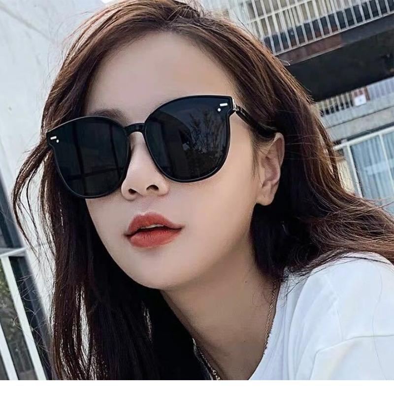 凯伦凯勒太阳镜女默镜gm太阳眼镜2019防紫外线女士新款潮墨森大脸
