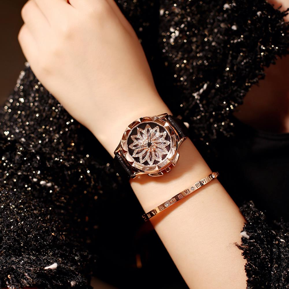 Girls, middle school students, girls, watches, waterproof fashion, girls, teenagers, watches, quartz watches, belts, small and fresh womens watches