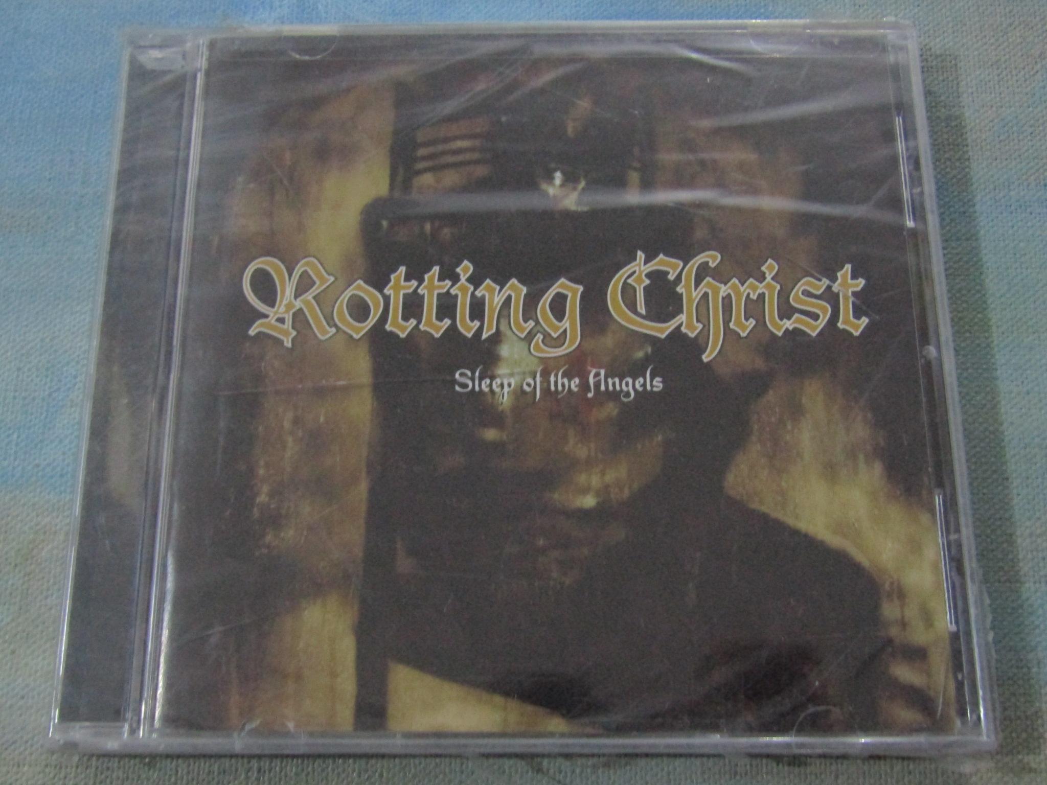 ROTTING CHRIST SLEEP OF THE ANGELS OM издание не открывается A0008