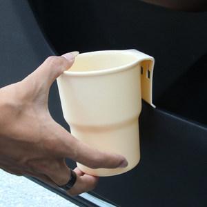 汽车出风口车载水杯支架空调口车用车内饮料茶杯杯托水杯架多功能