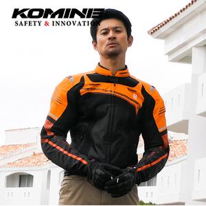 日本komine春夏秋男款摩托车3d夹克